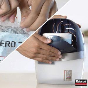 absorbeur d'humidité Rubson Aero 360°